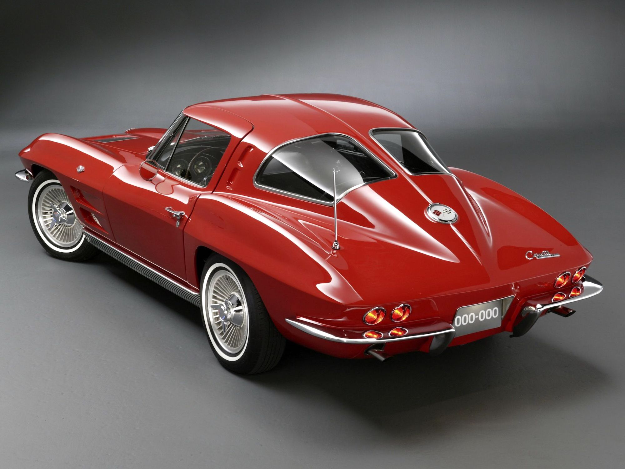 Chevrolet Corvette C2 StingRay L84 (1963)