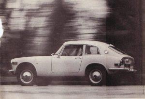 Honda S800 Coupé (1967)