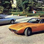 Maserati Ghibli Mk1 Tipo 115M 1966-73