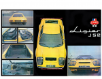 Ligier JS2 V6 2L9 Brochure