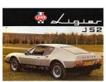 Ligier JS2 V6 2L9 Phase 2 Brochure