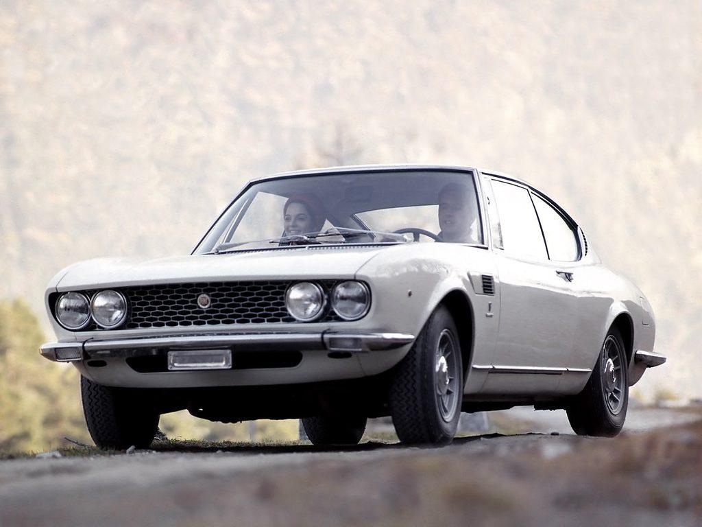 Fiat Dino Coupé V6 2000 (1967)