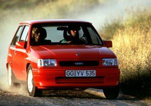 Opel Corsa A GSI FL (1990)