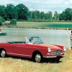 Peugeot 404 Cabriolet Injection (1963)