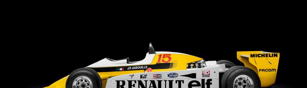 Renault Rétromobile 2019