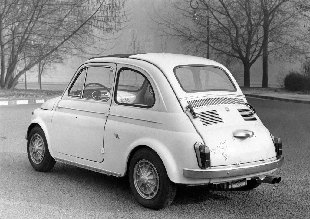 Abarth 595 SS (1963)