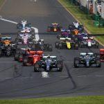 GP F1 Melbourne Australie 2019