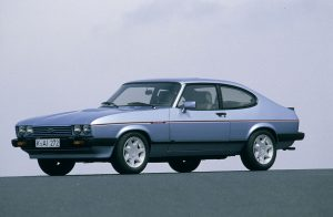 Ford Capri II, Super Injection 2.8, 1974-1977