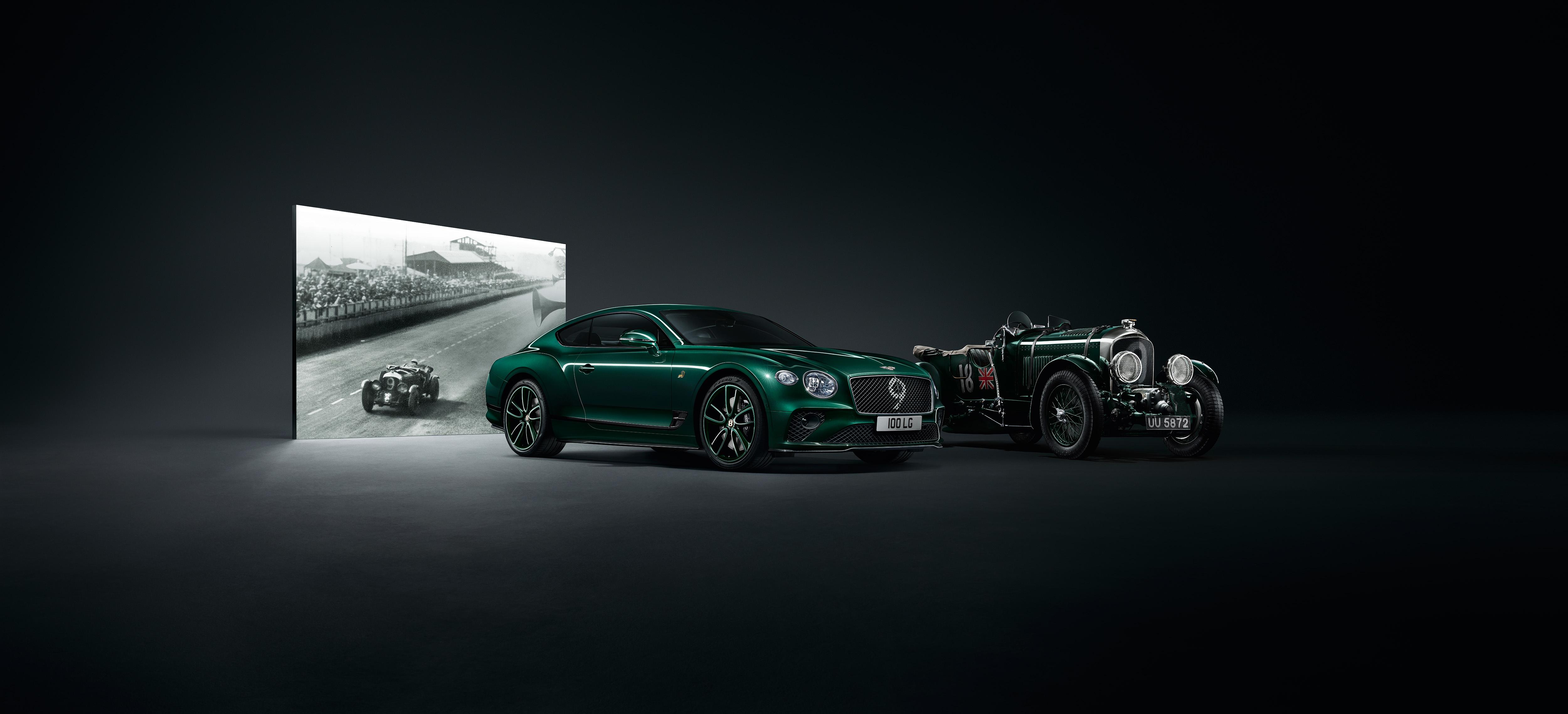 Bentley Continental GT Number 9 Edition Mulliner
