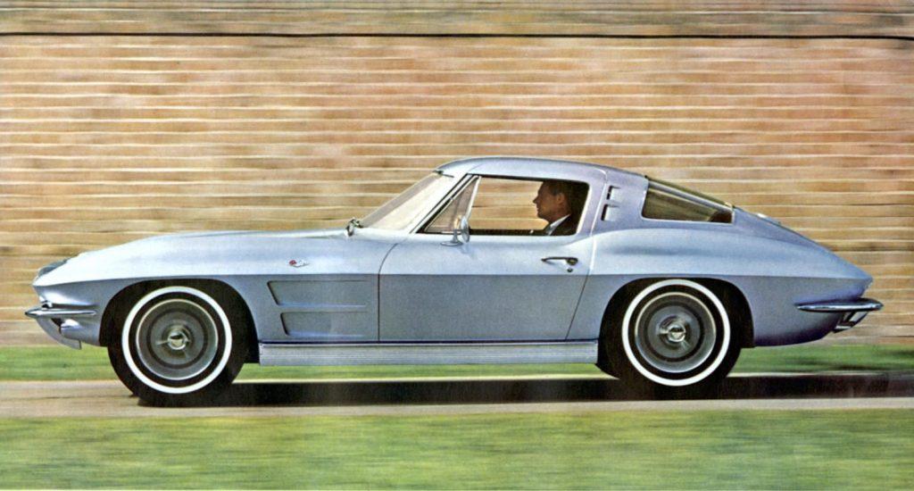 Chevrolet Corvette C2 StingRay L84 (1963)