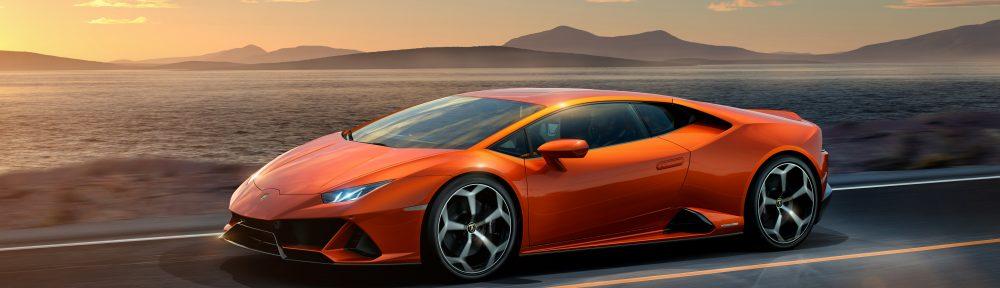 Lamborghini Uracan Evo