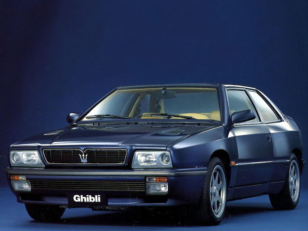 Maserati Ghibli II 2L0 (1992)