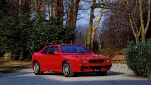Maserati Shamal V8 Biturbo (1990)