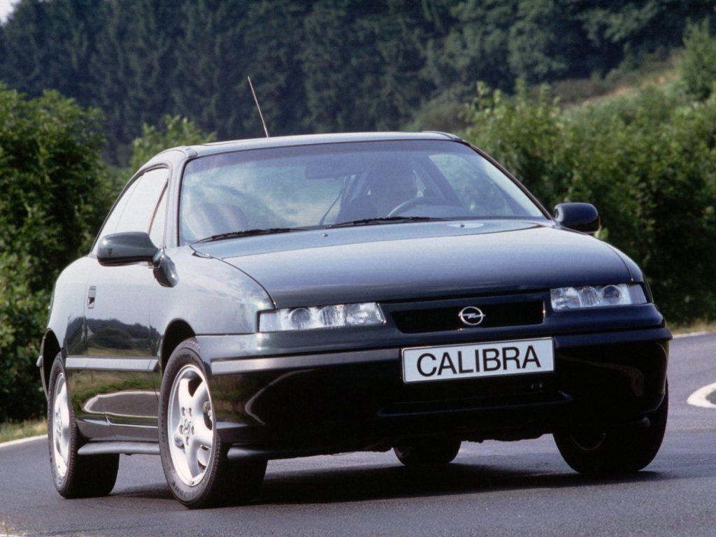 Opel Calibra - Guide Achat