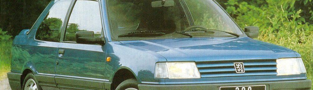 Peugeot 309 GTI16