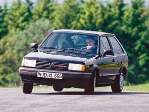 Volkswagen Polo G40 Coupé Type 3 (1991)