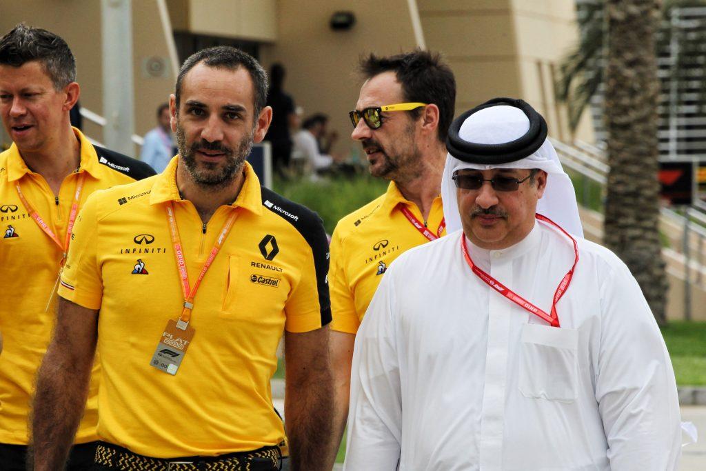 Grand Prix de Formule 1 de Bahreïn 2019