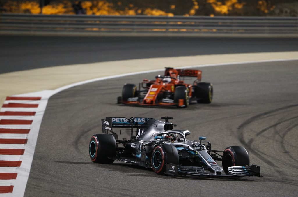 GP F1 Bahrain 2019
