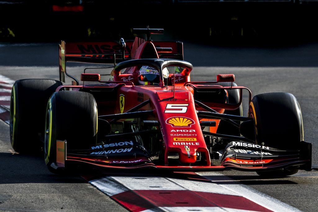 GP F1 Azerbaijan 2019