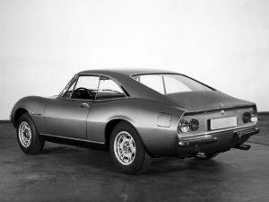 Fiat Dino Berlinetta (1967)