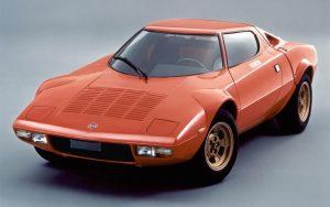 Lancia Stratos V6 Dino (1973)