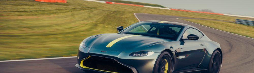 Aston-Martin Vantage AMR