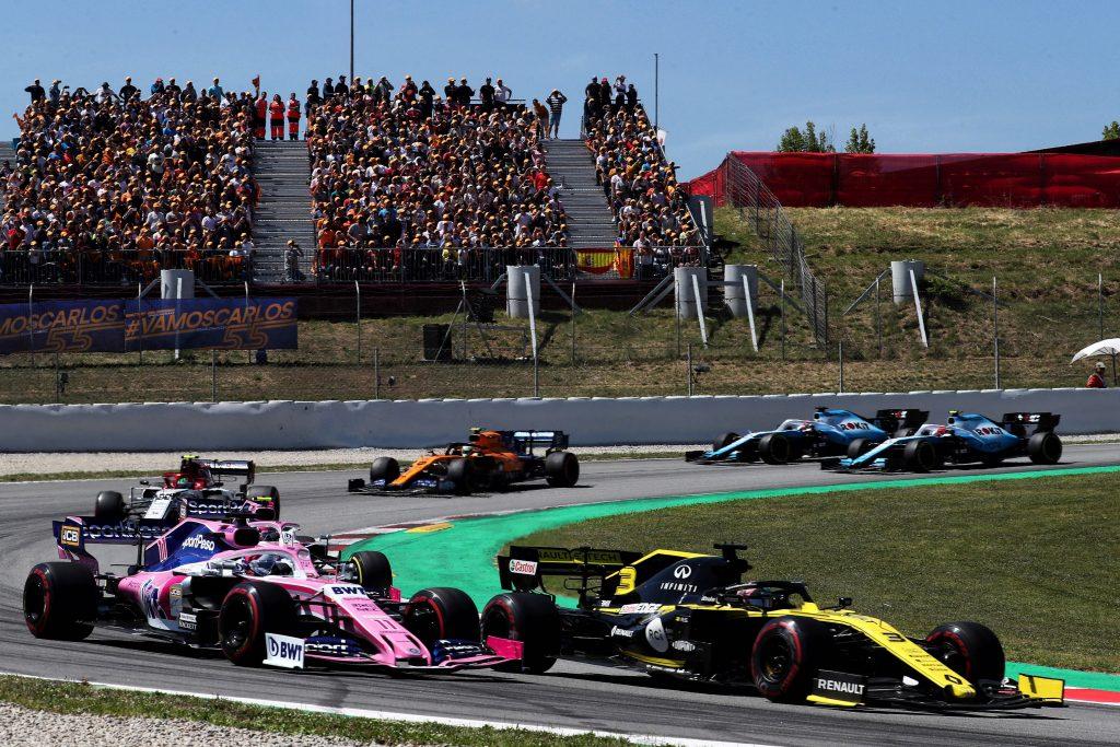 GP F1 2019 Barcelone Espagne