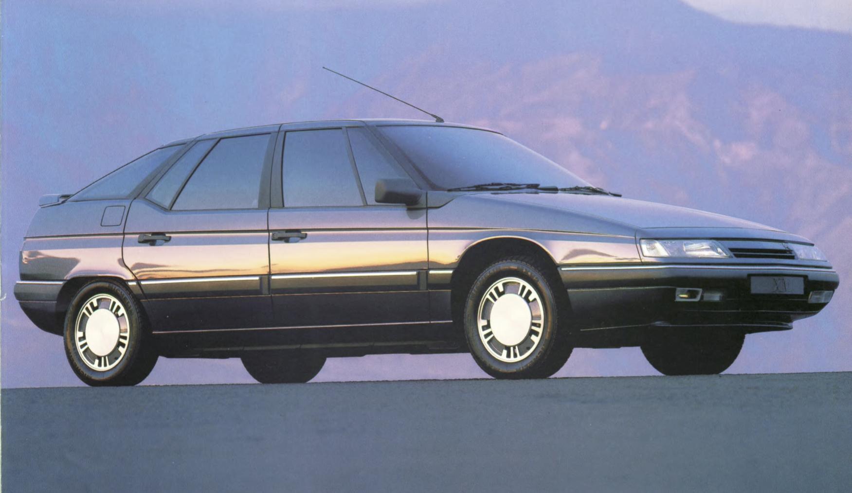 Citroën XM V6 3L0