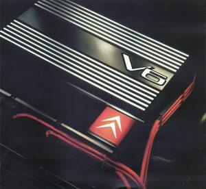 Citroën XM V6 3L0 PRV