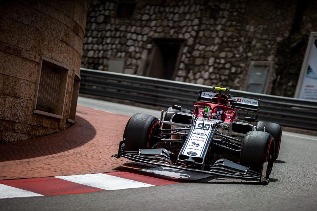 GP F1 Monaco 2019
