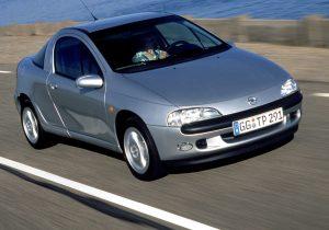 Opel Tigra 1L4i 16V