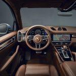 Nouvelle Porsche Cayenne S Coupé