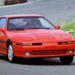 Toyota Supra Mk3 3L0i GT Turbo MA70 7M-GTE