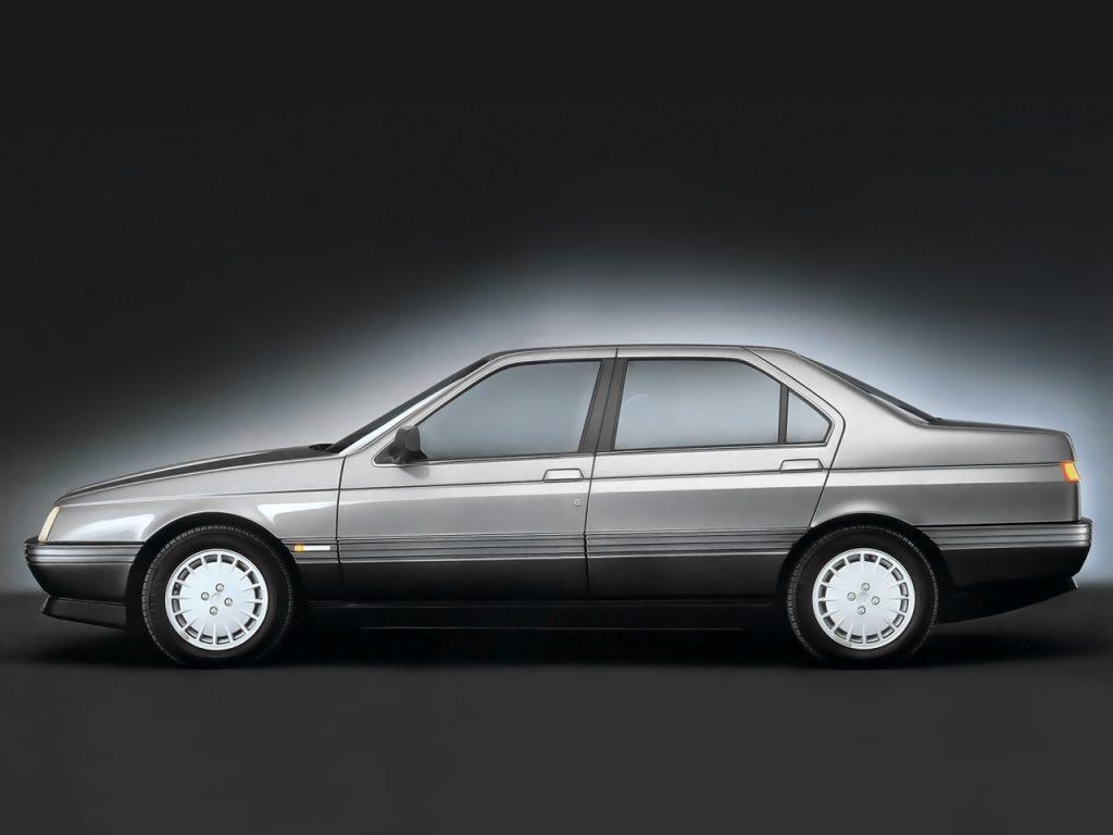 Alfa Romeo 164 2L0 Twin Spark