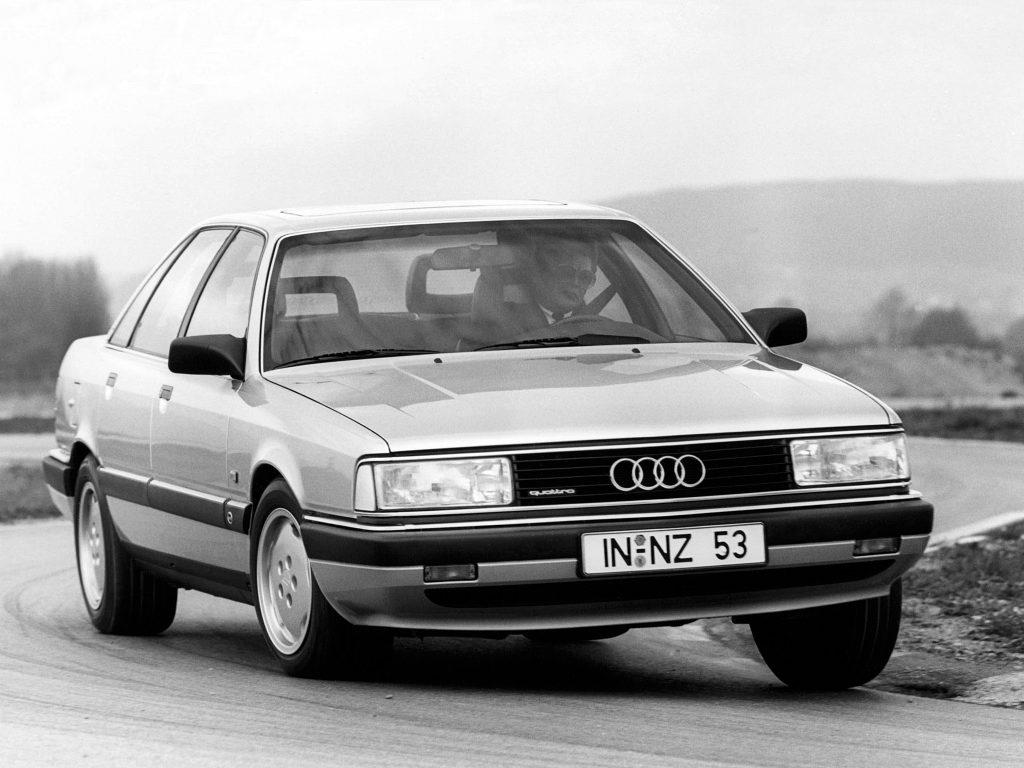 Audi 200 Turbo Quattro 2L2 C3
