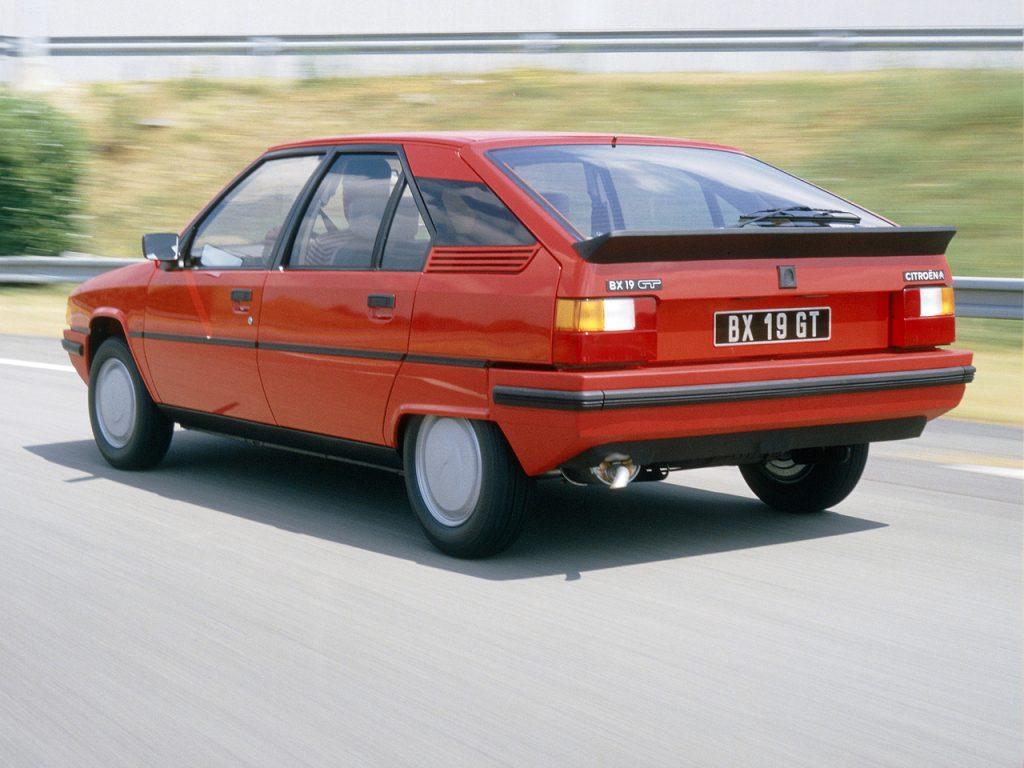 Citroën BX 19 GT