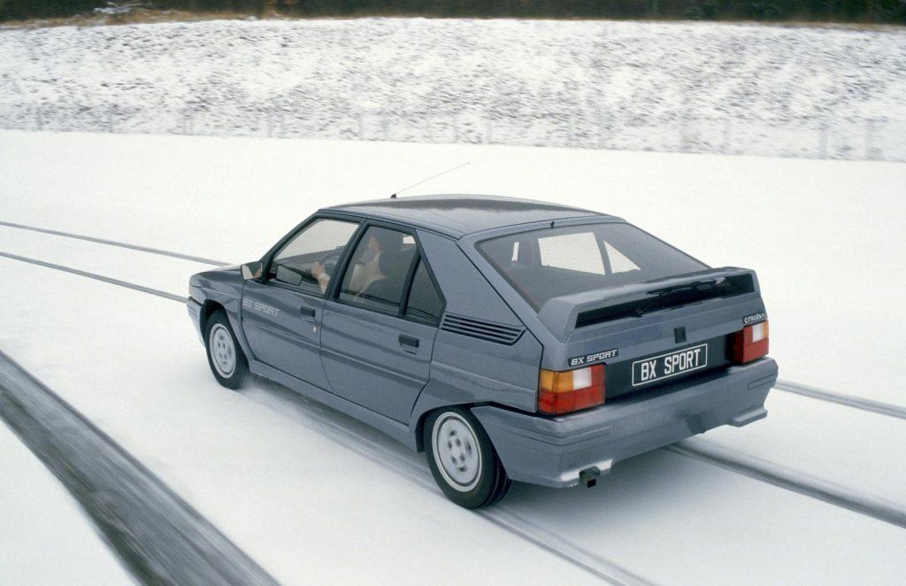 Citroën BX Sport