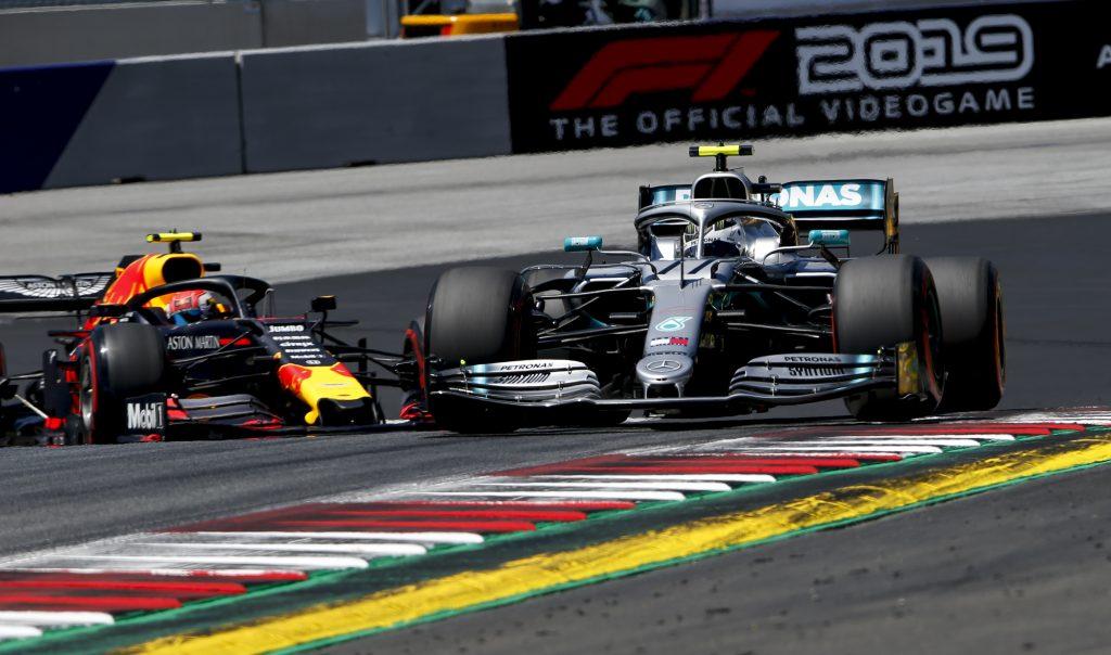 GP F1 Spielberg Autriche 2019