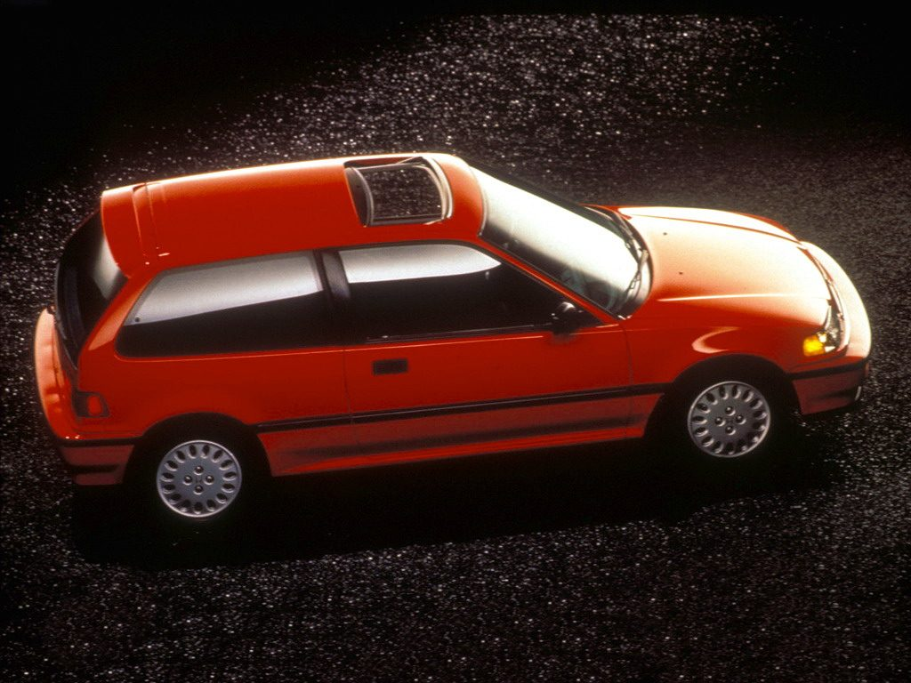 Honda Civic 1L6i-16 ED7