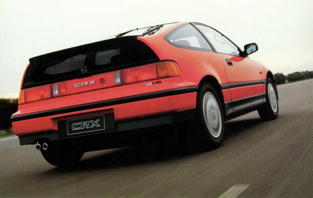 Honda CRX 1L6i-16 ED9