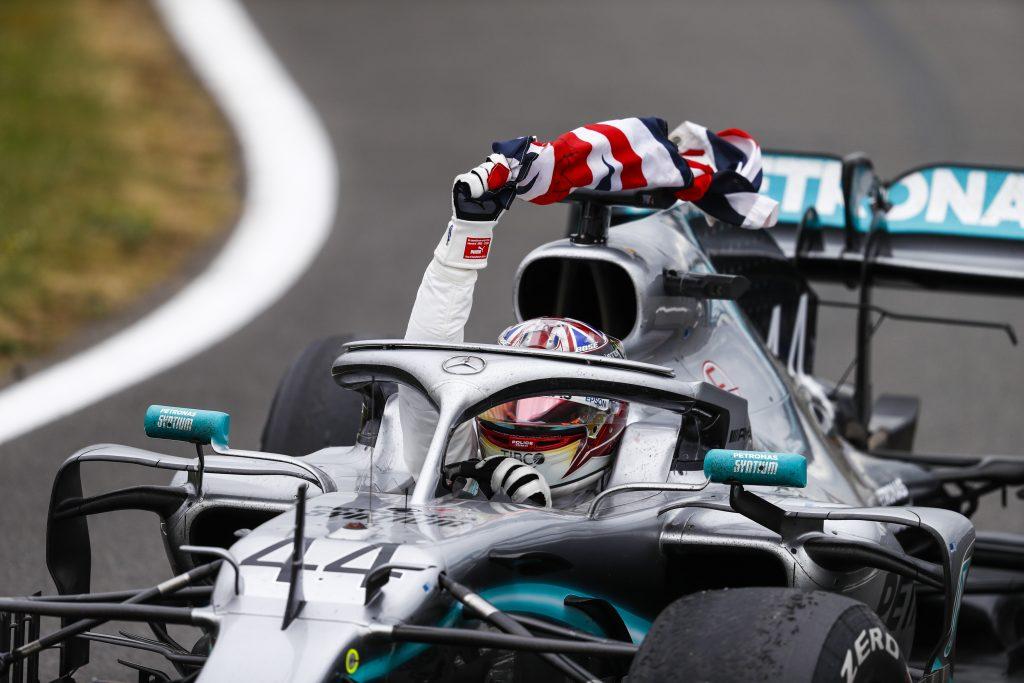 GP F1 Silverstone Angleterre 2019
