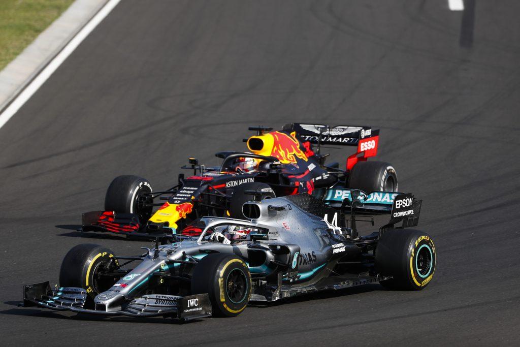 GP F1 Hungaroring Hongrie 2019
