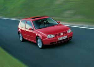 Volkswagen Golf 4 GTI (1998)