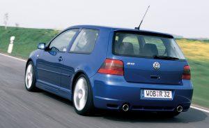 Volkswagen Golf 4 R32 (2002)