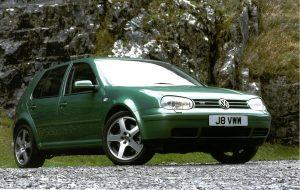 Volkswagen Golf 4 V5 (1998)