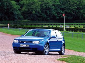 Volkswagen Golf 4 V6 4 Motion (2000)