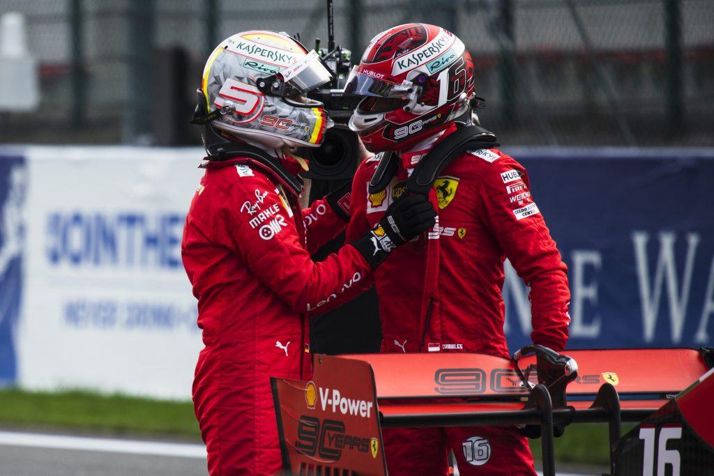 GP F1 Spa Francorchamps Belgique 2019 - 1er septembre