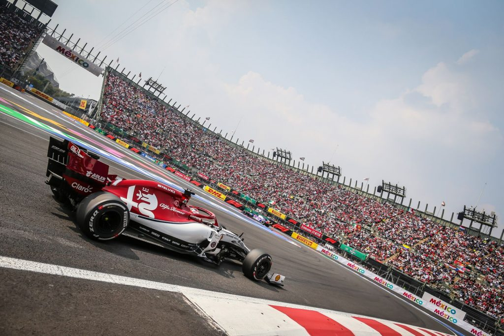 GP F1 Mexique 2019