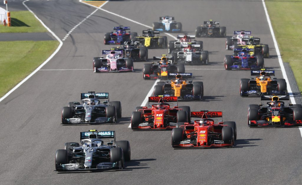GP F1 Suzuka Japon 2019 - 13 Octobre