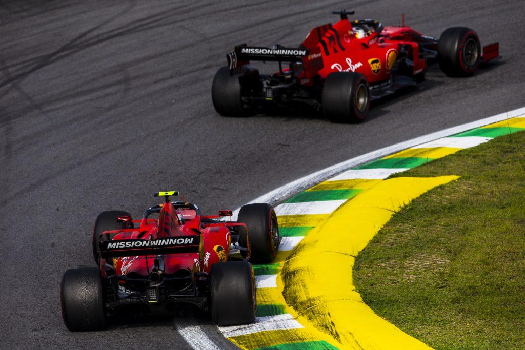 GP F1 Sao Paulo Brésil 2019 - 17 novembre